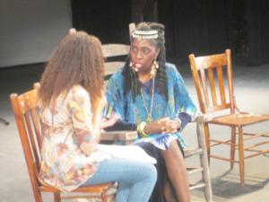 Reina Hernandez interviews Queen Quet, Chieftess of the Gullah/Geechee Nation