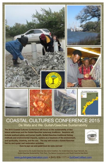 Coastal Cultures Conferenc 2015 Poster