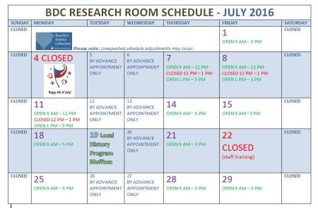 July-Research-Room-Schedule