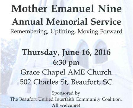 Mother-Emmanuel-Memorial-Service